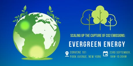 EverGreen Energy: A Unique and Scalable Solution for Reducing CO2 Emissions tickets