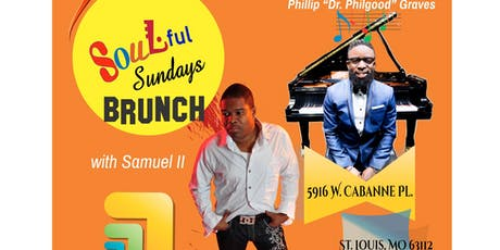 Cabanne Estates Soulful Sundays Brunch tickets