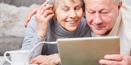 Seniors Computer Basics Class for Parramatta tickets