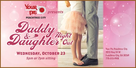 Daddy & Daughter Night Out tickets