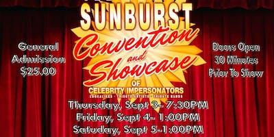 The Sunburst Showcase of Celebrity Impersonators