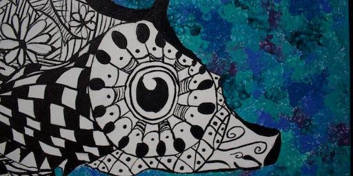 Zentangle Canvas