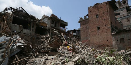The Power of Earth: the 2015 Gorkha (Nepal) earthquake and case studies tickets