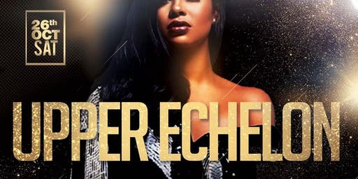 UPPER ECHELON : THE ULTIMATE UNC HOMECOMING GAME AFTERPARTY