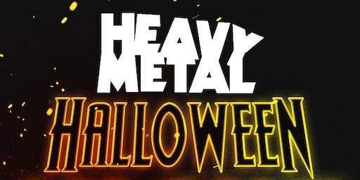 Heavy Metal Halloween Karaoke Party