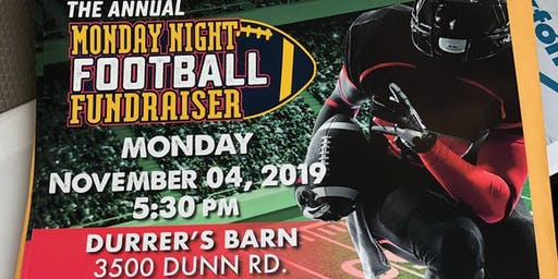 Knights of Columbus Monday Night Football Fundraiser 2019 at Duerr's Barn