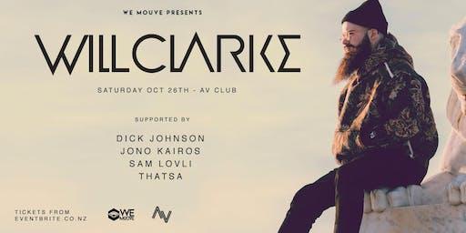 WE MOUVE Presents: Will Clarke (UK)