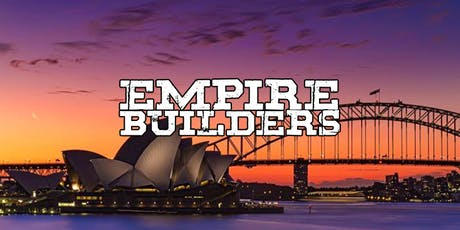 Empire Builders Business Growth Event - Sydney tickets