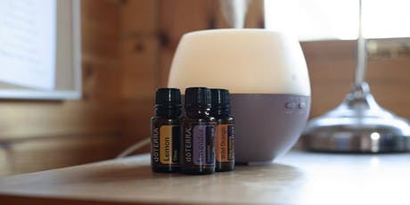 Essential Oils to Support Winter Wellness with Clare Cogan tickets