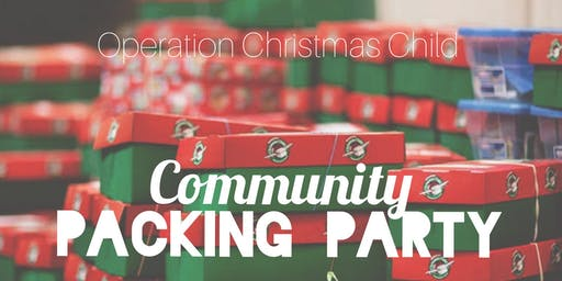 Community Packing Party