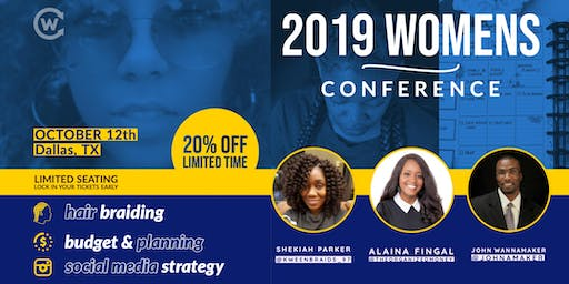 2019 TX Women's Conference