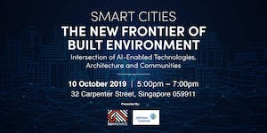 Smart Cities: The New Frontier of Built Environment