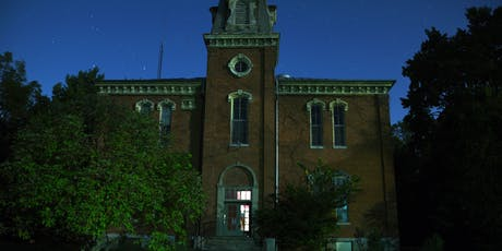 Union Schoolhouse Ghost Hunt tickets
