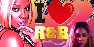 Electric Saturday's Presents I Love R&B