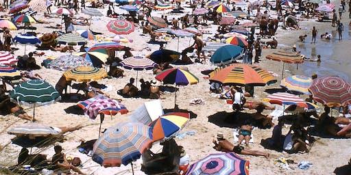 Coloured sand craft