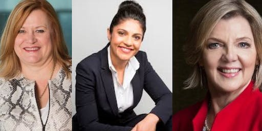 'Navigating Career Comebacks' Women's Agenda Panel Event 2019