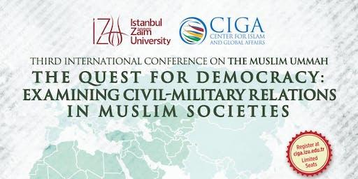 3rd International Conference on Muslim Umma