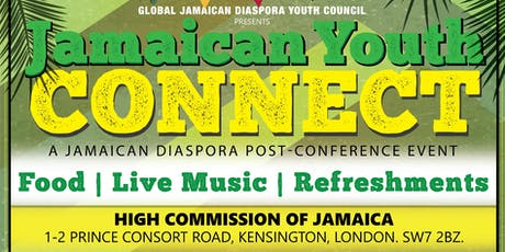 Jamaican Youth Connect tickets