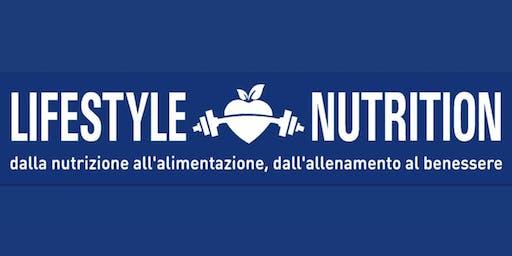 Inaugurazione lifestyle nutrition