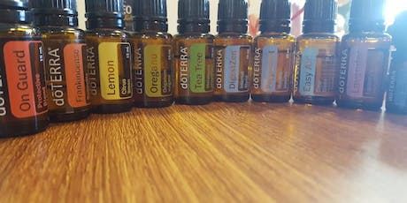 First Aid Kit Make-Over with Essential Oils tickets