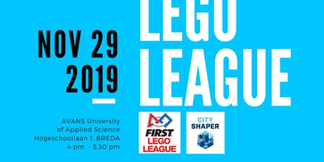 Meetup Stichting BITS @ FIRST Lego League regiofinale tickets