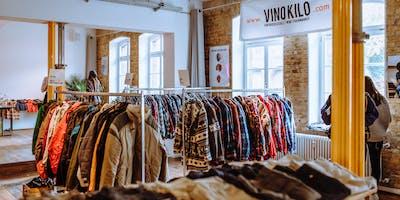 FREE TICKETS: Vintage Kilo Sale • Braunschweig • VinoKilo