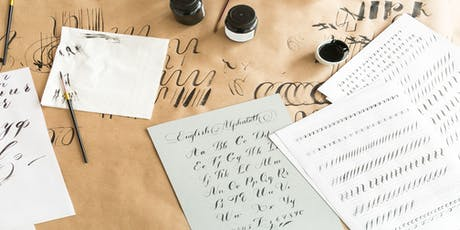 Calligraphy Classes Sheila Smith tickets
