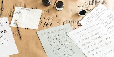Calligraphy Classes Sheila Smith
