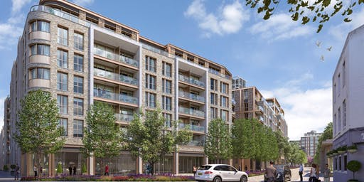 London Property Launch - King's Road Park