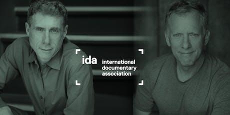 IDA Conversation Series: Jeffrey Friedman and Rob Epstein tickets
