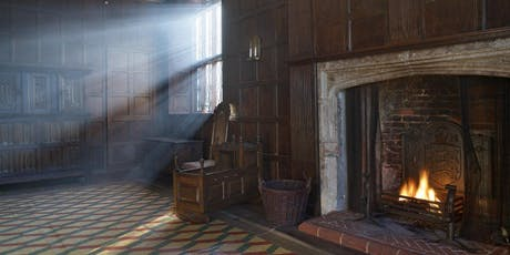 Sutton House Ghost Tour with Prosecco tickets