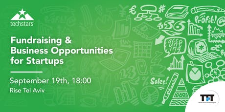 Fundraising and Business Opportunities for Startups tickets