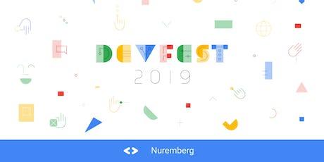 DevFest Nuremberg 2019 Tickets