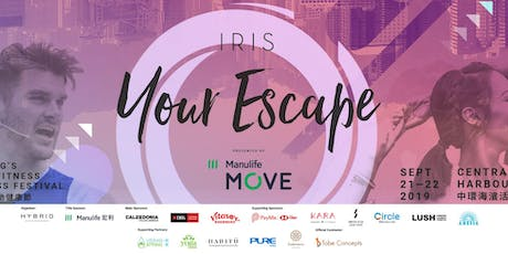 IRIS: Your Escape with ManulifeMOVE tickets