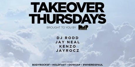 TAKEOVER THURSDAY at Harlot, SF (09.19.19 Every Thursday) tickets