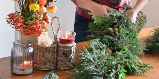 Festive Garland Workshop
