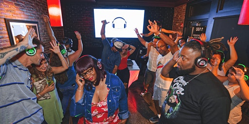 Multi-DJ Silent Disco at Bar Louie OAKBROOK TERRACE (EVERY 1st & 3rd FRIDAY)