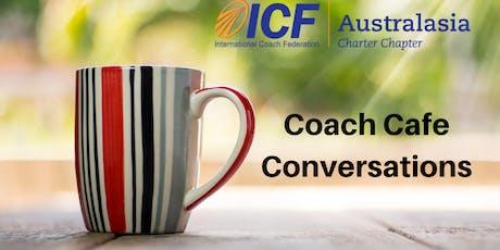 Coach Cafe Conversations (April 2020) tickets