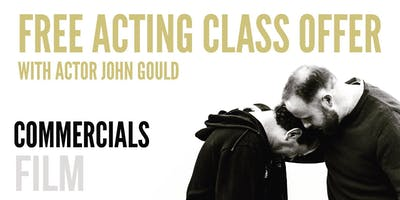 Free Acting Class With Actor John Gould