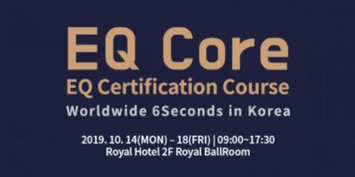 Six Seconds EQ Core Certification Course in Korea