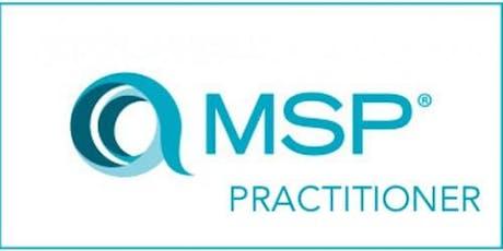 Managing Successful Programmes – MSP Practitioner 2 Days Virtual Live Training in Hamburg tickets
