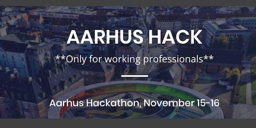 AarhusHacks - Hackathon