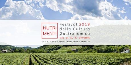 Aperitivo con Alberto Capatti | NutriMenti biglietti
