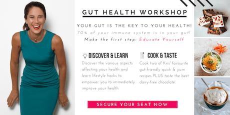 Gut Health Workshop (Sun 10/11) tickets