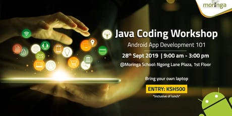 Java Coding Workshop tickets