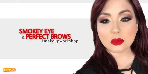 Taller de Automaquillaje SMOKEY EYE & PERFECT BROWS | MelyRoldánMakeup