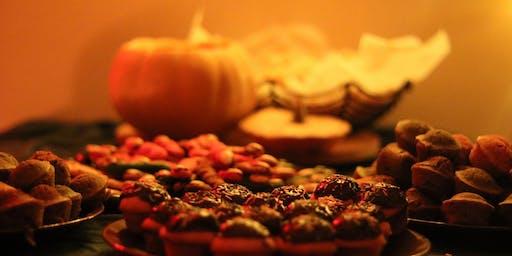 UoL PGR Society Halloween Bake Off