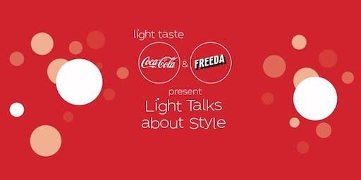 Coca Cola meets Freeda for MFW