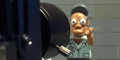 Lego Trickfilm Fortsetzungskurs–Pfingstferien Tickets
