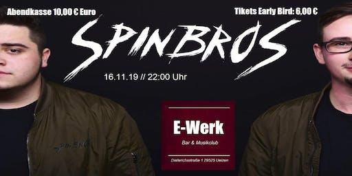E-Werk präsentiert *Spinbros 5 Std. Live * exklusiv (Sonder-VA)